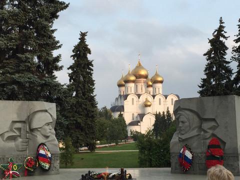 Historisk rundrejse – Ruslands tre gamle hovedstæder
