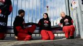 Demonstranterne mod det franske energiselskab Totals skifergaseventyr i Vendsyssel kan rejse hjem. Boringsresultaterne har ikke levet op til Totals forventninger.