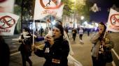 Indbyggerne i Spaniens næststørste by er ikke blege for at protestere højlydt – her imod centralregeringens forringelser af arbejdernes vilkår efter finanskrisen.