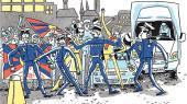Der findes to mulige svar på, hvorfor Københavns Politi var tre år om at erkende, at politiet havde givet ordrer, der stred mod Grundloven under et kinesisk statsbesøg. Den ene mulighed er værre end den anden. På sjette forhørsdag i Tibetkommissionen gennemgår Information, hvad forhørene har vist os indtil videre