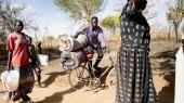 Flygtningekrisen i Sydsudan er verdens p.t. tredjestørste. FN forventer at 925.000 sydsudanesere vil flygte til Uganda i 2017. Foto:Yilmaz Polat