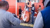 Tusinder flygtninge ankommer hver eneste uge til Italien over havet, der tager langt flere liv end turen fra Tyrkiet. Mindst 800 er druknet eller meldt savnet bare i 2017.