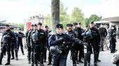 Terrorplaner har fået politiet i ekstra højt beredskab omkring det franske valg.