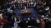 Den tidligere FBI-chef James Comey fortalte under torsdagens høring i Senatet bl.a., at han efter sit første møde med præsident Donald Trump den 6. januar i Trump Tower besluttede at nedskrive alt, hvad der blev sagt i deres samtaler.