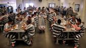 I Tent City-fængslet har de indsatte fået udleveret lyserødt undertøj og lyserøde sandaler. Sheriffen sagde, at han havde valgt lyserød, fordi fangerne ikke ville stjæle noget i den farve.
