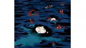 I sin nye roman 'Indigo' forsøger Vita Andersen at huske og skrive om en kaotisk barndom. Barnet forsøger at huske, og forfatteren dykker modstræbende ned i erindringens mørke og møder fortrængte og glemte dæmoner. Her er romanens første kapitel