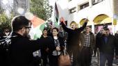 'Den såkaldte fredsproces (mellem Israel og Palæstine, red.) har længe været totalt lammet,' siger Barghouti til den tyrkiske avis Hurriyet, 'men måske har Trumps erklæring vækket folk til erkendelsen af, at Israel har aflivet Oslo-aftalerne fuldstændigt.'