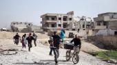 Indbyggere i det østlige Ghouta flygter fra Assad-regimets bombardement. Kommer Ghouta til at være et af de første eksempler på, at Assad-regimet går væk fra forsoningsaftaler og over til anvendelsen af massakrer i større skala end før?