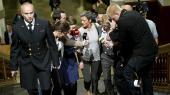 Efter valget i 2011 fik fik den radikale leder, Margrethe Vestager, ydmyget både S og SF under forhandlingerne i det 'sorte tårn' på Amager. Forhandlingerne fra tårnet præger stadig forholdet mellem de to partier. Og det handler ikke kun om udlændinge. Arkivfoto.