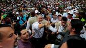 Svaret på Columbias udfordringer skal komme fra én af de to præsidentkandidater, Iván Duque (på billedet) og Gustavo Petro, der vanskeligt kunne være mere uenige om, i hvilken retning landet skal ledes.