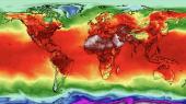 Global opvarmning klimaforandringer tørke sommer