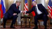 Højst overraskende bakkede Trump ikke op om sine egne efterretningstjenesters klare anklager mod Rusland, efter Putin endnu engang benægtede, at den russiske stat stod bag indblanding i det amerikanske valg