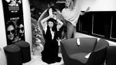 Ditte Hansen og Louise Mieritz kiggede forbi 'Biograf Kanten' i Faxe til Q&A med publikum, da der var forpremiere på deres nye spillefilm 'Ditte & Louise'. Publikum ville blandt andet vide, hvordan det er at vise bryster på det store lærred, og hvorfor karakteren Ditte har sex med alle