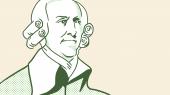 Wealth of Nations (Nationernes Velstand)udkom i 1776 og betegnes normalt som Adam Smiths hovedværk