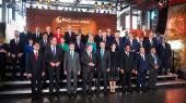 Godt ti millioner kroner forventes at blive prisen for P4G-topmødet i weekenden, meddeler Udenrigsministeriet. Pengene til regeringens prestigeprojekt, hvor erhvervslivets top, politiske ledere og ngo'er mødtes i København, tages fra udviklingsbistanden