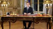Frankrigs præsident, Emmanuel Macron, holdt mandag aften en tale til den franske nation, hvor han fra det pompøse Élysépalæ understregede sin forståelse for de demonstrerendes bekymringer.