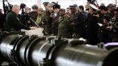 Den 23. januar fremviste generalløjtnant Mikhail Matvejevskij for udenlandske diplomater og presse i Moskva det missilsystem, SSC-8, som USA og NATO mener overtræder INF-traktaten. Han sagde, at det konventionelle missil højst kan flyve 480 km, altså under de 500 km fastsat af traktaten.