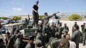 I de seneste år har kaos præget Libyen i en sådan grad, at selv libyerne har opgivet at forstå, hvad der foregår i deres eget land. NATO's intervention og fjernelsen af Muammar al-Gaddafi i 2011 bragte aldrig det demokrati, som mange libyere havde drømt om. Her medlemmer af general Khalifa Haftars milits.
