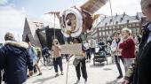Lørdag var blev der afholdt Folkets Klimamarch i København. Vi har talt med ti af deltagerne.
