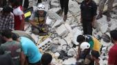 Med russisk luftstøtte forsøger Bashar al-Assads styrker atter at indtage dele af Idlib-provinsen – den sidste bastion for oppositionen. Og for ikke at vække det internationale samfunds vrede har de fundet en ny opskrift