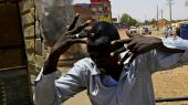 Volden risikerer at eksalere i Sudan, efter mere end 35 personer blev dræbt under en protest tidligere denne uge.