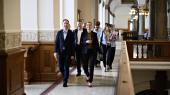Socialdemokratiet på vej til regeringsforhandlinger.Det vilvære oplagt for en nyregering at invitere erhvervslivets ledere til at indgå en ny kontrakt med samfundet om at bidrage til den grønne omstilling, skriver Rune Lykkeberg.