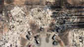 Tilbage i 2017 blev tusindvis af hjem tilintetgjort i de dødeligste skovbrande i Californiens historie. Men lige nu er verdens lande ikke villige til at love tilstrækkelige reduktioner i drivhusgasser til at opfylde temperaturmålsætningen i Parisaftalen, skriver dagens kronikører.