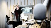 Kirsten Birgit Schiøtz Kretz Hørsholm, vært for prgrammet Den Korte Radioavis på Radio24syv.