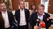 Efter flere ugers magtkampe om topposterne i Venstre er partiets folketingsgruppe blevet enige om et kompromis. Men under overfladen fortsætter opgøret om partiets formandspost – og dermed rollen som borgerlig statsministerkandidat