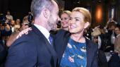 Lørdag formiddag blev Jakob Ellemann-Jensen valgt til formand for Venstre, mens Inger Støjberg blev næstformand for partiet. Dermed satser ikke på at sælge sig selv på ny politik, men snarere på andre personligheder.