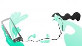 Platformen, der gerne vil være din nye foretrukne podcastbutik, Podimo, har været tilgængelig i en uge. Vi har givet det indtil flere lyttechancer, og må konkludere at der er (alt for) meget skramlet sludrende sniksnak men også dejligt kurateret indhold for de tudevårne, truecrime-hungrende og de tilgivende