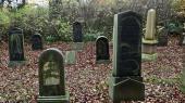 Flere end 80 gravsten var malet med grøn graffiti, og enkelte gravsten var væltet på gravpladsen, der ligger på Østre Kirkegård i Randers.