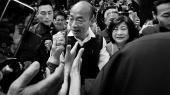 Han Kuo-yu lignede længe Taiwans næste præsident. Men han har mistet opbakning fra især de yngre vælgere på grund af sin manglende afstandtagen til Kinas fremfærd i Hongkong.
