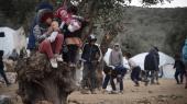 Flygtningebørnene går typisk igennem tre faser, når de kommer til Lesbos, fortæller Michalis Aivaliotis, der har etableret en ngo, som tilbyder børnenen undervisning: »I den første fase er de euforiske. De er kommet til Europa og tror, at alt nu bliver godt. Hurtigt går virkeligheden op for dem, at de er havnet i et sort hul. Og i denne anden fase bliver de vrede, især på deres forældre, som har bragt dem hertil. I den tredje fase starter depressionen.«