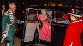 Selv om opbakningen til såvel dronning som monarki er blevet lidt mindre over de seneste 20 år, er dronning Margrethe stadig populær, Her ankommer hun til den årlige nytårskur i januar 2019.