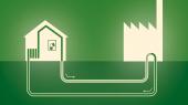 Mange danske husstande opvarmes med fjernvarme, der er langt grønnere end sorte olie- og gasfyr. En oplagt klimaløsning er derfor at udvide fjernvarmenettet og samtidig øge andelen af vedvarende energi i fjernvarmesystemet, forklarer professor Brian Vad Mathiesen