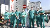 Da coronavirussen tvang det italienske sundhedssystem i knæ, besluttede sundhedsmyndighederne at arbejde ud fra et rationeringsprincip efter blandt andet alder.