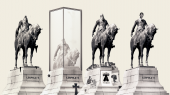 Hvad hvis man frem for at fjerne statuer af slaveejere lod samtidskunsten behandle dem?