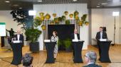 Den 7. september fremlagde den såkalde Eldrup-kommission sine anbefalinger for grøn omstilling af personbiler på et pressemøde i DGI-Byen.