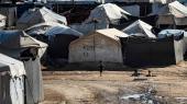 »Terrorbevægelser har alle dage stået på skuldrene af de børn og unge, der led allermest under kriges tragedier. Især de børn og unge, der har været vidner til krigens terror og rædsler og har mistet al tiltro til menneskeheden. Dem, verden vendte ryggen til, dengang deres børneliv lå i ruiner,« skriver Khaterah Parwani. Her ses børn i al-Hol-lejren i Syrien.