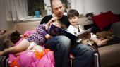 Et barn kan sætte muligheden for permanent ophold på spil med den nye barselsaftale