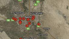 De lækkede irakiske rapporter dag for dag
