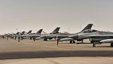 Følg luftkrigen mod islamisterne i Syrien og Irak dag for dag