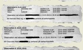 Kontrolgruppen i Holbæk  har i over et år overvåget 29-årig Sascha Nyhus og fratager hende nu sociale ydelser. For kommunen tror ikke på, at  hun reelt er enlig. Men det er ulovligt, når kontrolgrupperne overvåger borgere, som de gør her, siger eksperter