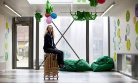Læge Dorthe Grosen er en af vinderne ved årets ph.d.-cup.