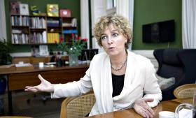 Børne- og undervisningsminister Christine Antorini (S) understreger, at pædagogerne kommer til at spille en central rolle i fremtidens folkeskole, hvis det står til regeringen
