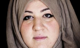 Marwa Mohammad-Ali, farmaceut. Kom til Danmark som politisk flygtning i 1989. Foto: Tine Sletting