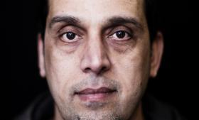 Wisam Al Uthbi, cykelhandler. Flygtede til Danmark fra Baath-partiet i 1999