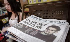 Den kinesiske avis South China Morning Post kunne i denne uge bringe et interview med den amerikanske whistleblower Edward Snowden – det første, siden han gav sig selv til kende over for avisen The Guardian – og resten af verden – i sidste uge.