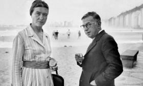 Simone de Beauvoirs store roman, 'Mandarinerne', udfolder såvel det politiske som det private liv blandt de franske intellektuelle i den tidlige efterkrigstid